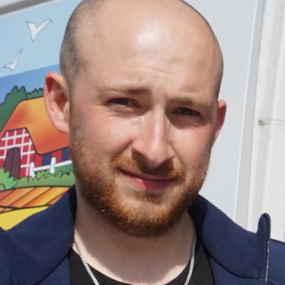 Andy Hansen vom Dingholzer Hofkiosk