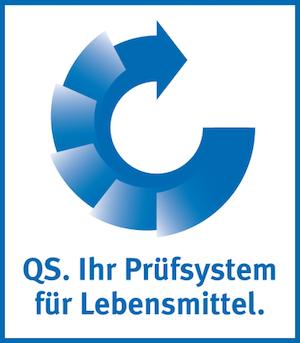 QS-Logo vom Dingholzer Hofkiosk