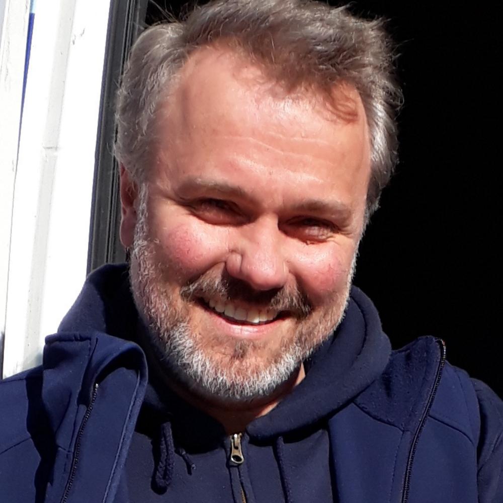 Leif Kretschmer vom Dingholzer Hofkiosk
