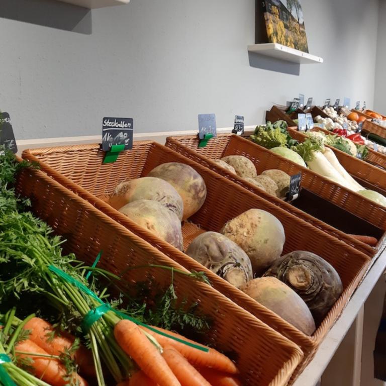 Gemüse vom Dingholzer Hofladen