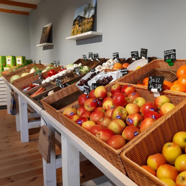 Obst vom Dingholzer Hofladen
